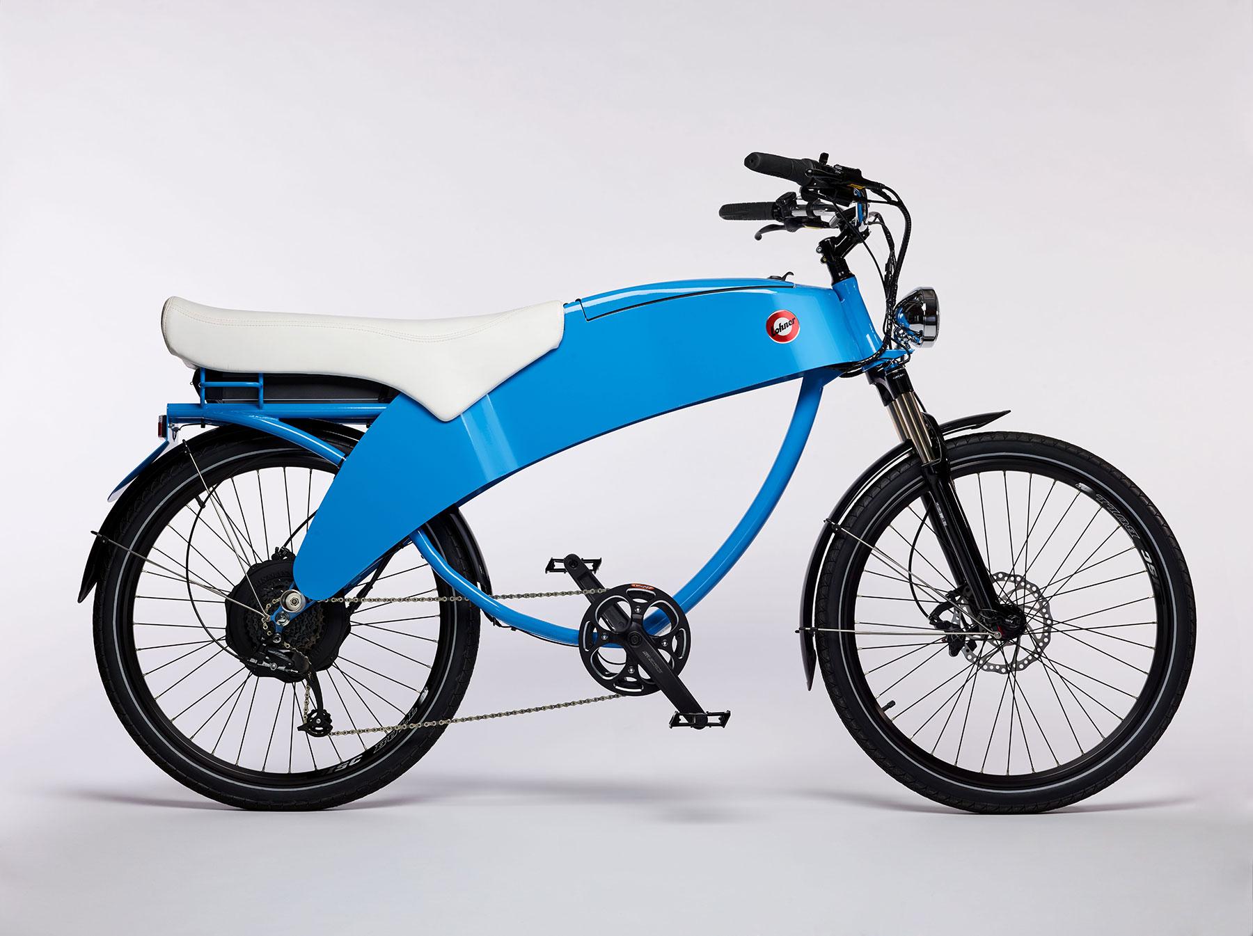 Lohner Stroler french blue
