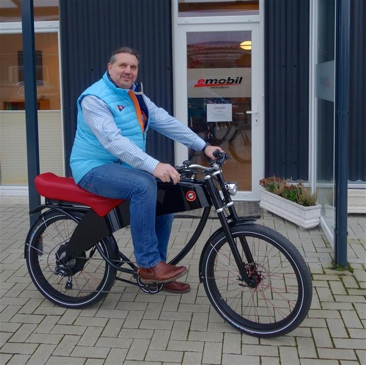 Besuch bei Herrn Miska im Norden, Ostfriesland, eine wunderschöne Feriengegend, der Lohner in dieser Region vertreten wird
