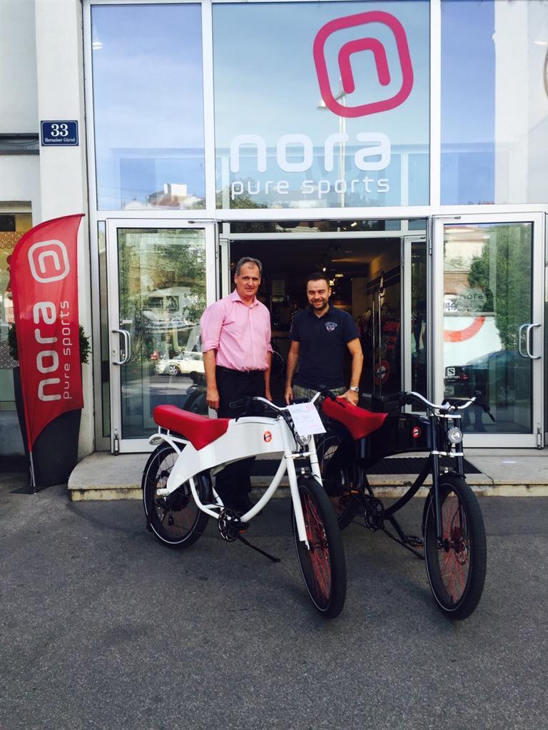 Unser neuer Partner – Nora Pure Sports