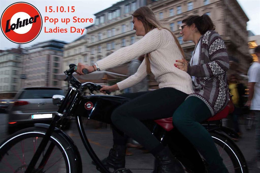 Damen-Tag bei Lohner am 15.10.15
