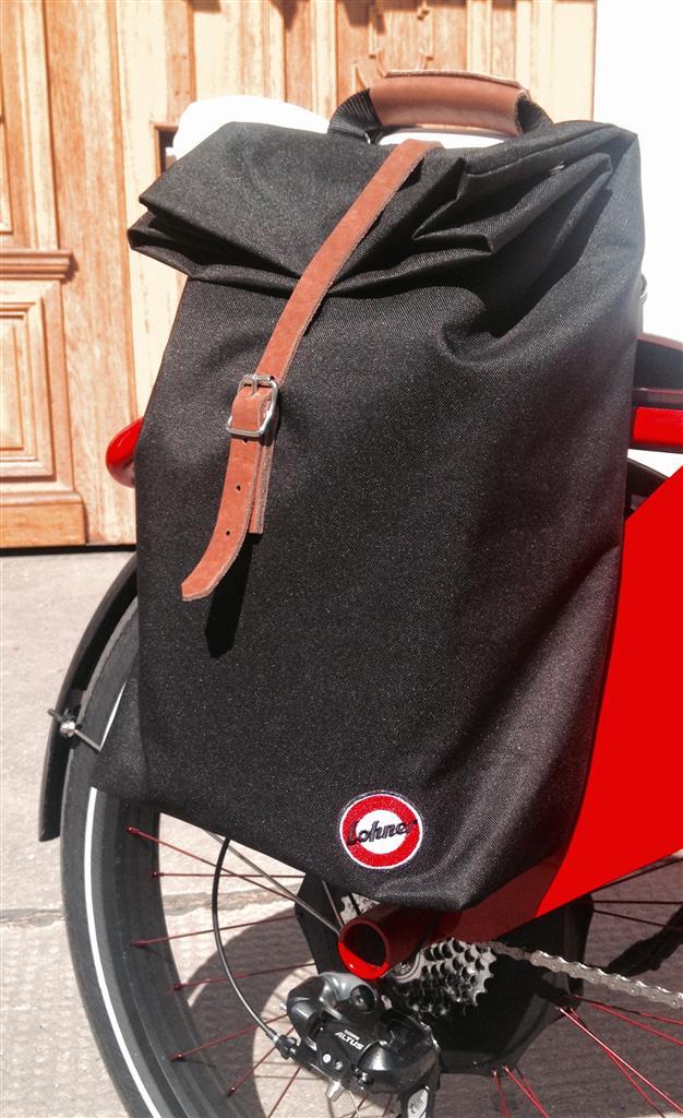 Jetzt Neu : Praktische Satteltaschen für den Stroler